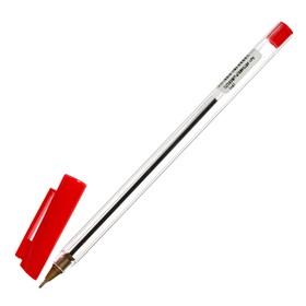 Ручка шариковая «Calligrata», чернила красные на масляной основе, 0,7мм Ош