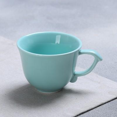 Чашка «Голубая», 150 мл - Фото 1