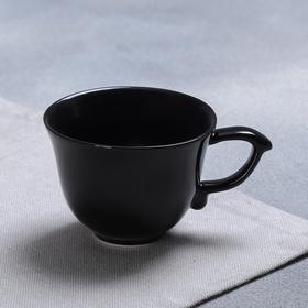 Чашка «Чёрная», 150 мл