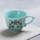 Чашка «Кошка», 150 мл - Фото 1