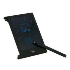 Планшет для рисования и заметок LuazON TAB-3, 4.4', черный Ош