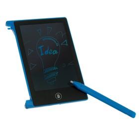 Планшет для рисования LuazON модель TAB-3, 4,4', синий Ош