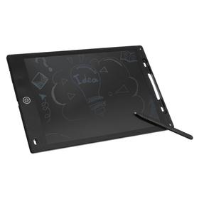 Планшет для рисования и заметок LuazON LC-03, 12', функция блокировки, черный Ош