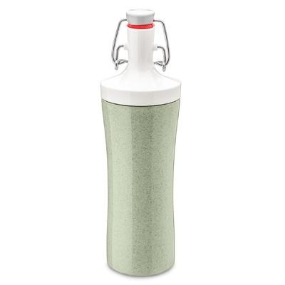 Бутылка для воды Plopp to go organic 425 мл, зелёная - Фото 1