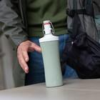 Бутылка для воды Plopp to go organic 425 мл, зелёная - Фото 2