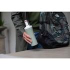 Бутылка для воды Plopp to go organic 425 мл, зелёная - Фото 3