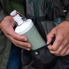 Бутылка для воды Plopp to go organic 425 мл, зелёная - Фото 4