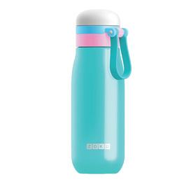 Бутылка вакуумная из нержавеющей стали 500 мл, бирюзовая