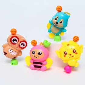 Набор погремушек «Давай играть», 4 игрушек