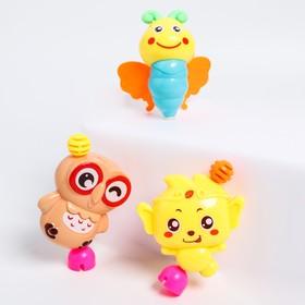 Набор погремушек «Давай играть», 3 игрушек
