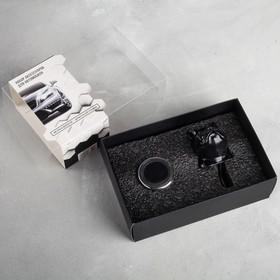 Набор аксессуаров для автомобиля «Авто» 2 в 1 (магнитный держатель и фигурка в дефлектор) Ош