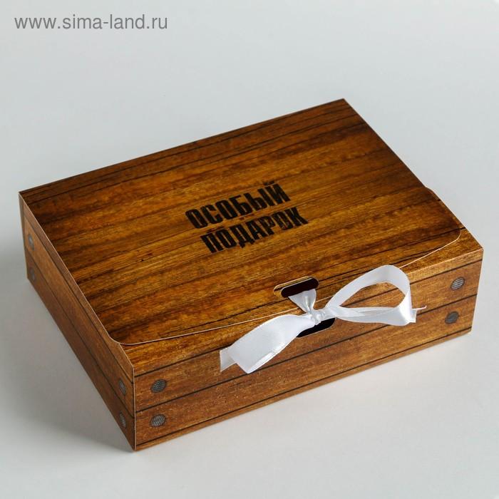 Коробка подарочная «Особый подарок», 16,5 х12,5 х5 см