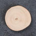 "Спил ""Грецкого ореха"", круглый, d=3-4 см, h=5 мм - Фото 4"