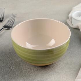 Салатник «Зелёный луг», 500 мл, d=14 см