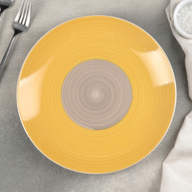 Тарелка мелкая «Солнечное утро», d=27 см