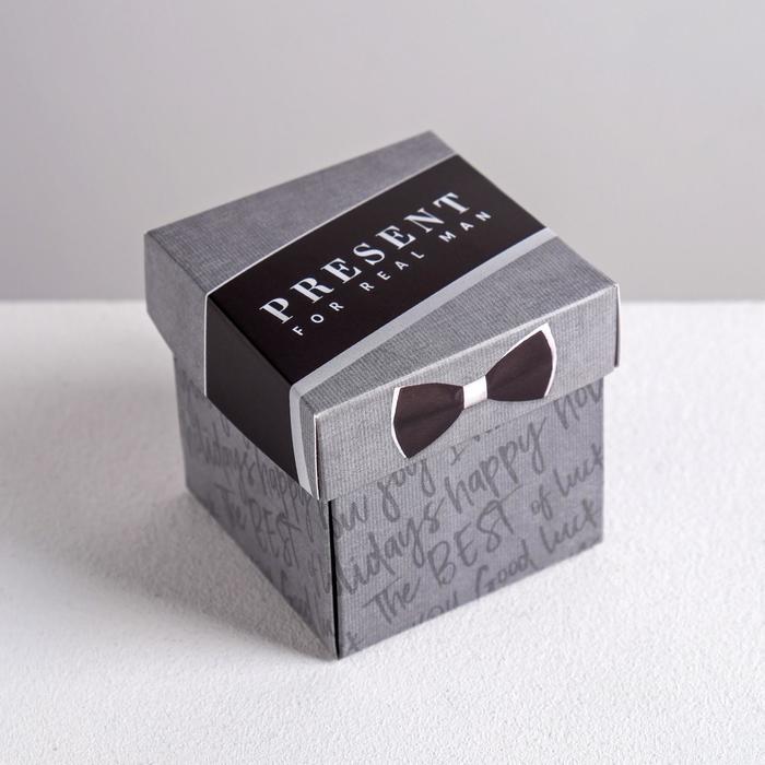 Бонбоньерка Present, 6,5 × 6,5 × 6,5 см