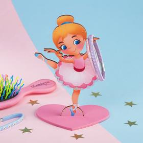 Органайзер для резинок и бижутерии 'Маленькая балерина' Ош