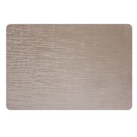 Салфетка Polyline Форест, размер 30 x 43 см, цвет серо-бежевый