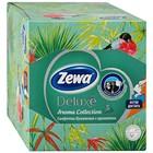 Салфетки бумажные Zewa Deluxe Aroma Collection, 60 шт.