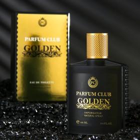 Туалетная вода мужская Parfum Club Golgen, 100 мл