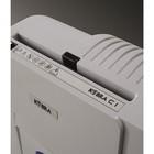 Шредер Kobra C1 E/S (P-4), фрагменты 3.5x40мм, 9 листов одн, скрепки, скобы, пл.карты, 18л - Фото 3