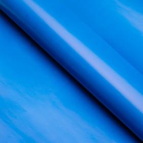 Бумага матовая, однотонная, голубая, 50 х 70 см Ош