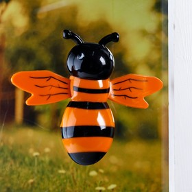 Пластиковый термометр оконный 'Пчела' в пакете Ош