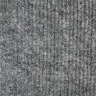 Покрытие грязезащитное ФлорТ Экспо, ширина 54 см, 50 п.м, Серый