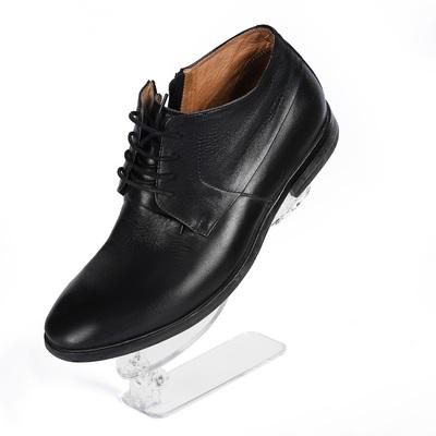 Подставка для обуви, под углом, 1 штука, цвет прозрачный, 8*16,5*19 см