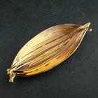 Блюдо сервировочное «Бамбук» 29х11х2 см