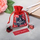 Мешочек с пожеланиями «Красные розы»