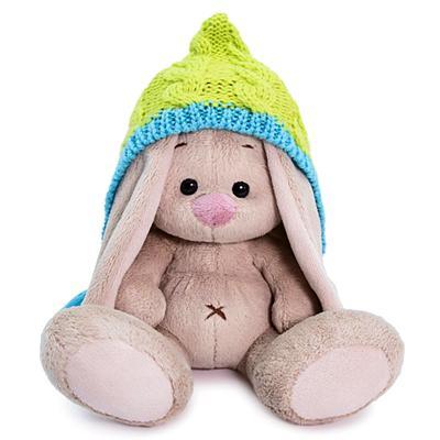 Мягкая игрушка «Зайка Ми в шапочке с кисточками», 15 см - Фото 1