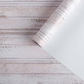 Фотофон «Розовые доски», 70 × 100 см, бумага, 130 г/м