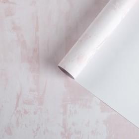 Фотофон «Розовая штукатурка», 70 × 100 см, бумага, 130 г/м