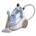 Отпариватель Bort Comfort +, 2350 Вт, 70 г/мин, нагрев 100 с , 2 л, бело-голубой