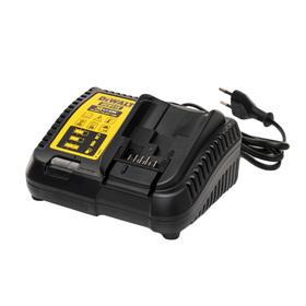 Зарядное устройство DeWalt DCB115-QW, 10.8/14.4/18 В, Li-Ion, слайдер