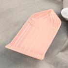"""Блюдо """"Арка"""" 27х15,5х4 см, цвет розово-оранжевый - Фото 2"""