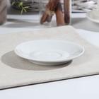 Блюдце «Бельё», d=11,5 см - Фото 1