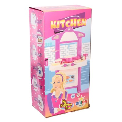 УЦЕНКА Кухня с набором посуды