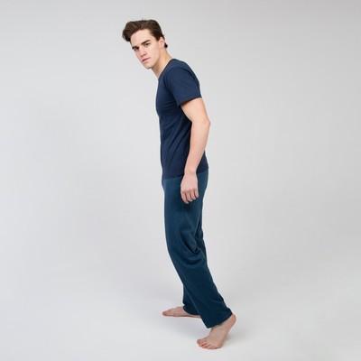 Брюки «Эрик» мужские, цвет синий МИКС, размер 48 - Фото 1