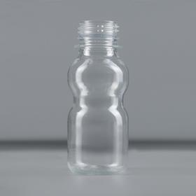 Бутылка «Матрёшка», 70 мл, ПЭТ, прозрачная, без крышки Ош