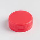 Крышка к бутылкам молочным, 38 мм, на: 0,3 л; 0,5 л; 1 л, цвет красный