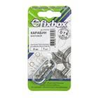 """Карабин винт. 4мм,1 шт """"Fixbox"""""""