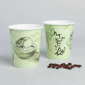 Стакан бумажный Tea, 250 мл