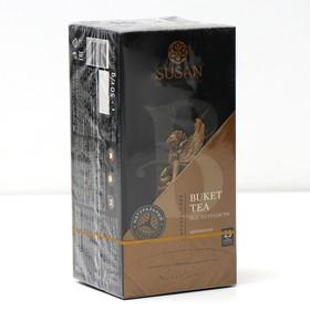 Чай черный в пакетиках Susan 25 пак*2гр