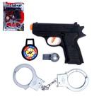 Набор полицейского «Патрульный», 4 предмета