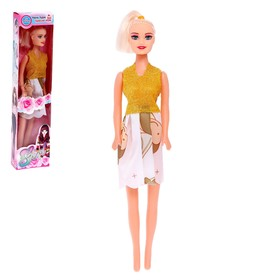 Кукла «Линда» в платье, МИКС Ош