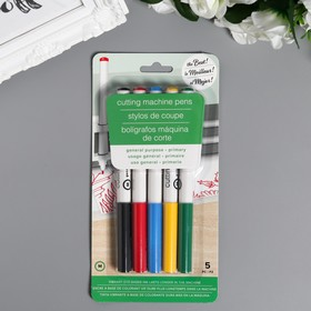 Набор ручек для плоттера American Craft -  MachinePens общего назначения - Цвет Мультиколор   473531