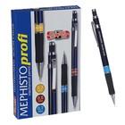 Карандаш механический 0.7 мм Koh-I-Noor 5055/7 MEPHISTO PROFI, грип, синее кольцо, клип