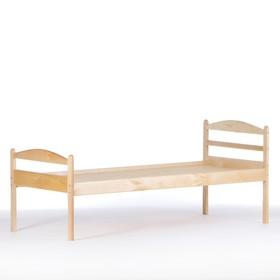 Кровать детская Ника, 1400х600х600, Массив Ош